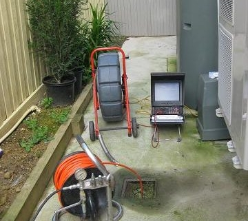 drain pipe inspections