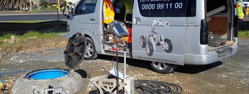 CCTV Drain Surveys Auckland Central